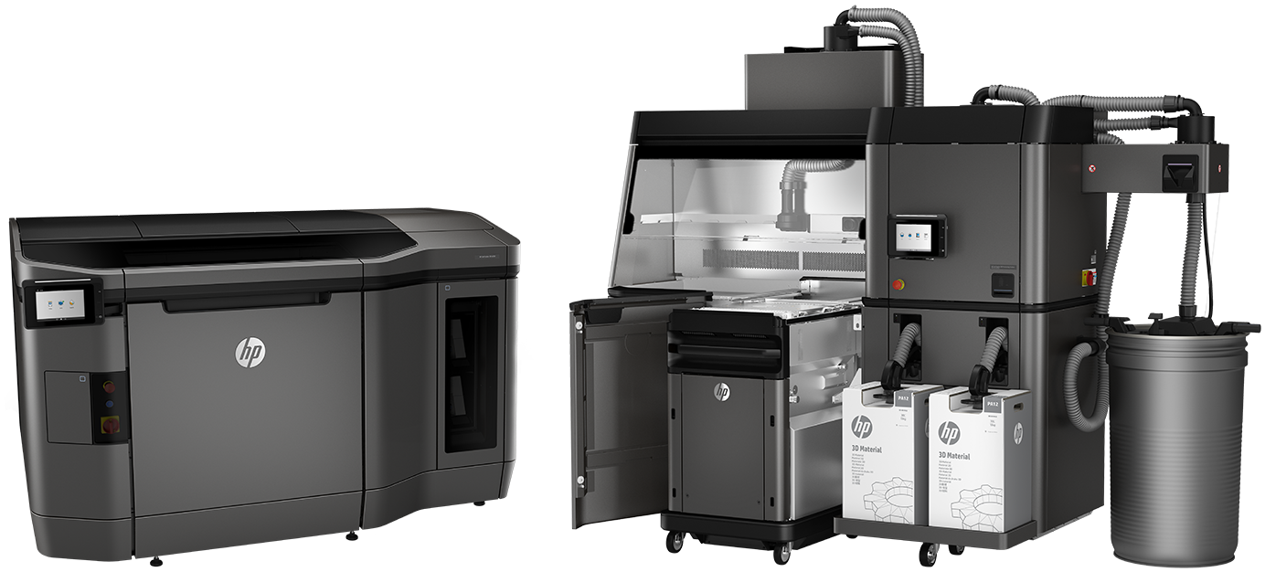 Meet the HP Jet Fusion 3D 4200/3200 Printing Solution