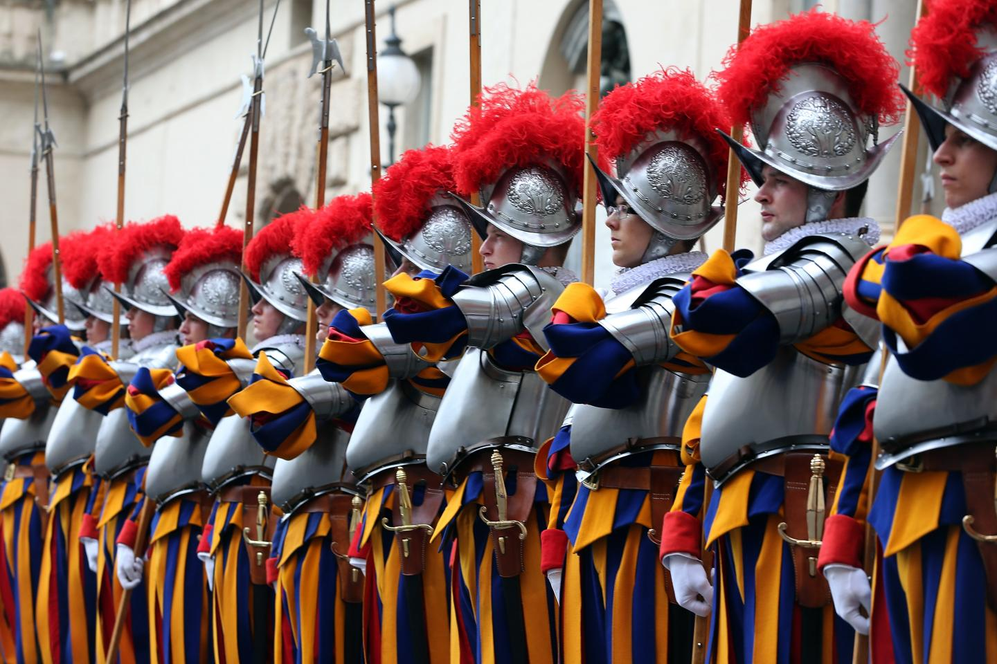 Vatican's Swiss Guard